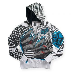 FOX Explosion ZIP Hoody ― MOTOCROSS-PARTS.RU
