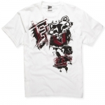 Футболка FOX DESTRUCTOR WHITE -30%