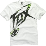 Футболка FOX Testament Tee WHITE -30%